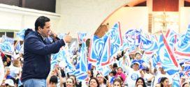 Con Ricardo Anaya tendremos un presidente que sí apoye a Guanajuato: Diego Sinhue