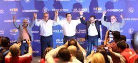 Diego Sinhue agradeció a los guanajuatenses su voto