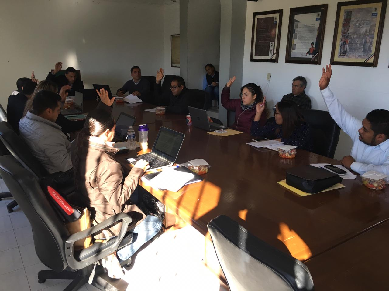 Aprueban consulta para Delegados