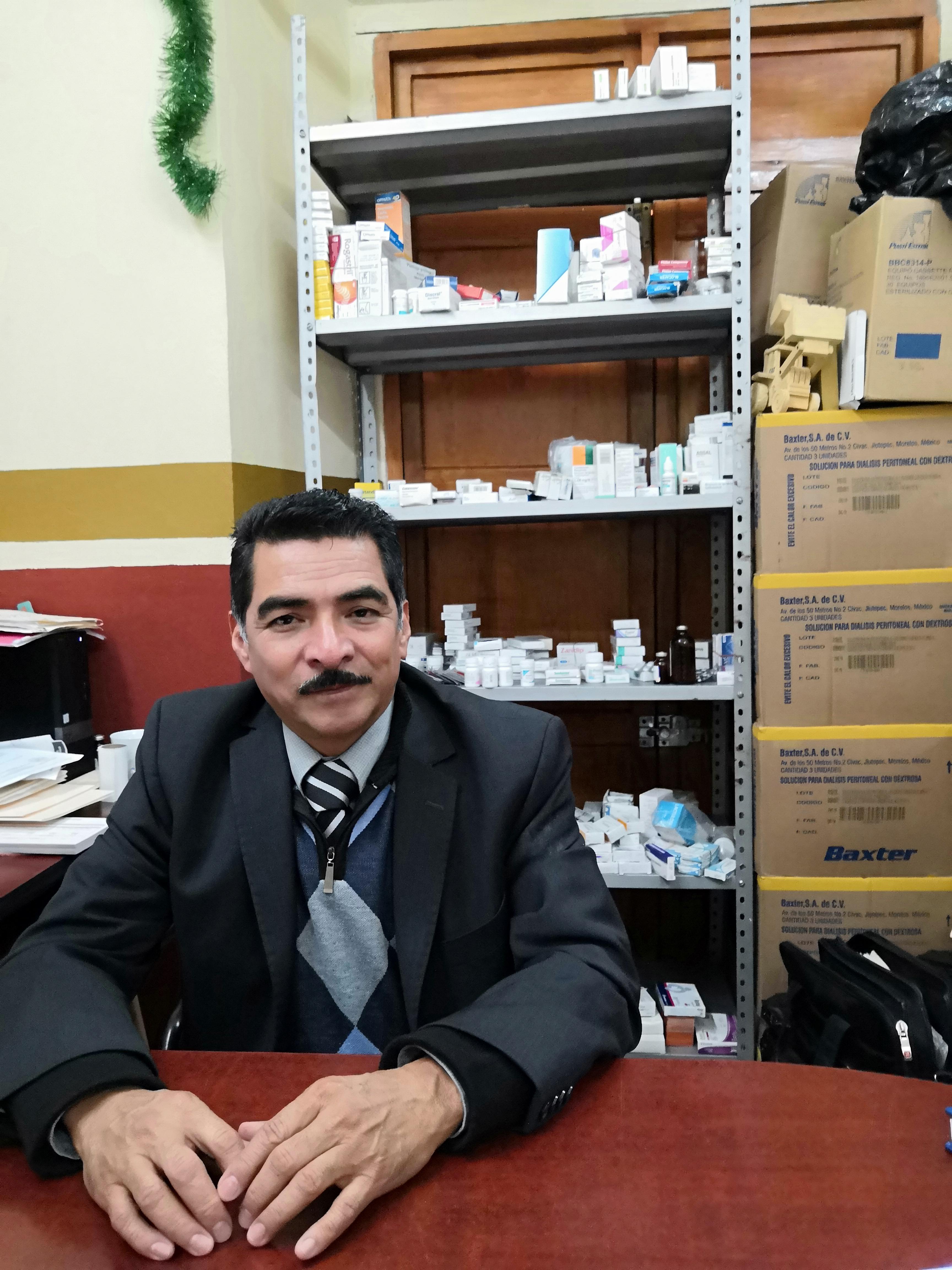 Se crea banco de medicamentos