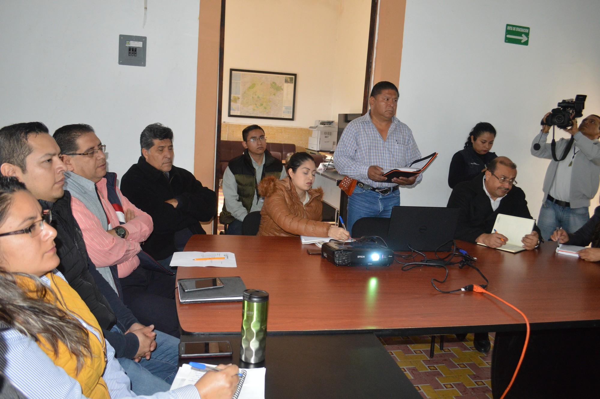 stablecen la Comisión Ejecutiva Municipal de Planeación
