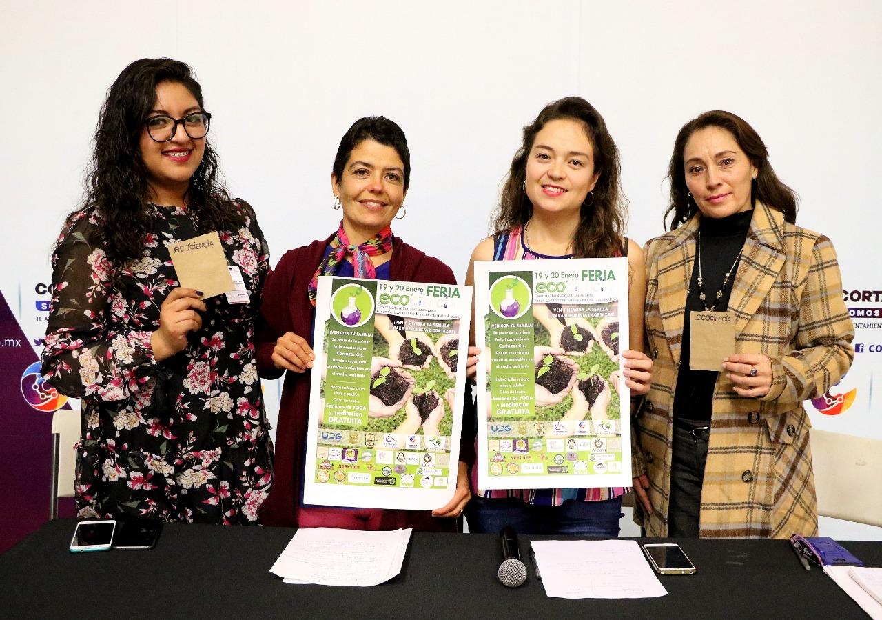 Presentan primera Feria de Ecociencia